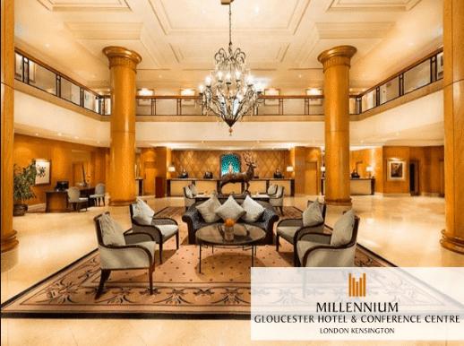 Millennium lobby