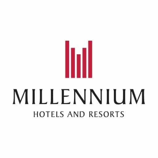 millennium logo Carré