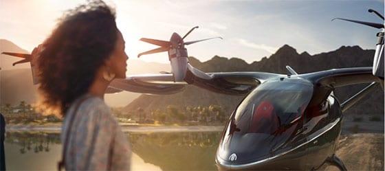 United Airlines a investi massivement dans Archer