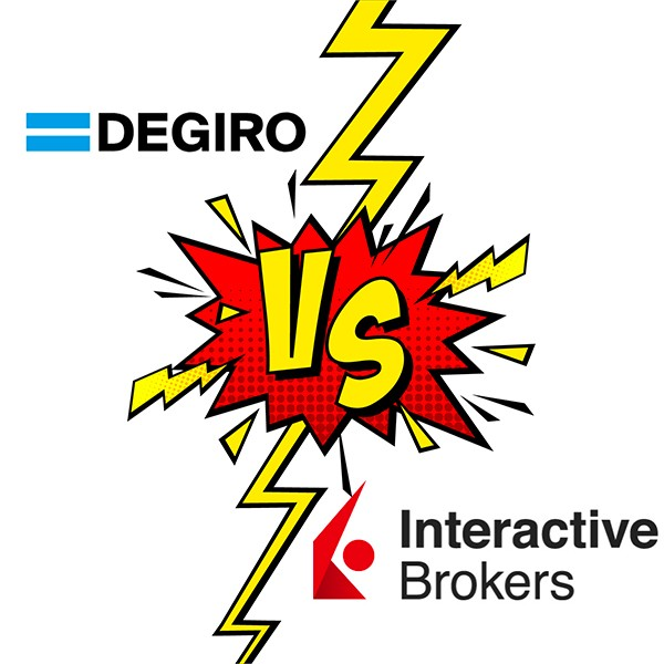 Degiro VS Interactive brokers