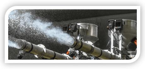 Processus de nettoyage avec la technologie Cyclean.