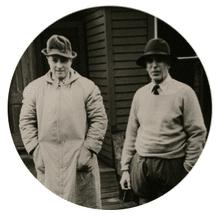 Henry Sturgis Morgan et Harold Stanley