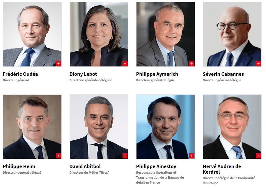 Comité Société Générale
