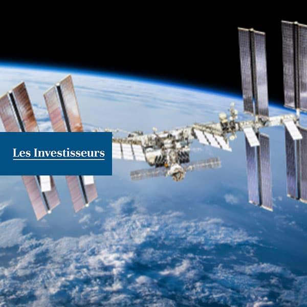 La première étape du plan d'Axiom se déroule sur l'ISS