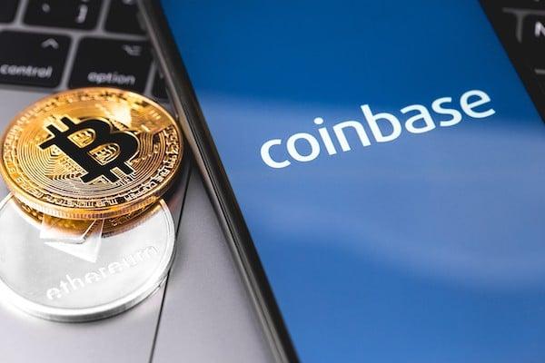cotation directe pour Coinbase