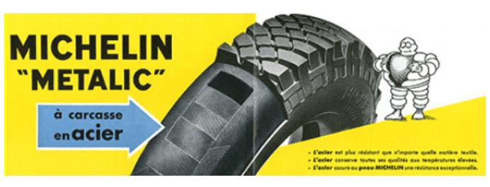 Michelin, pneus poids lourds