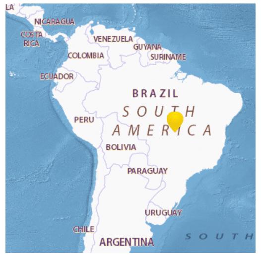 Michelin Amérique du Sud