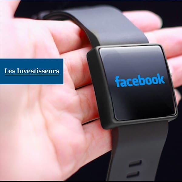 montre intelligente facebook