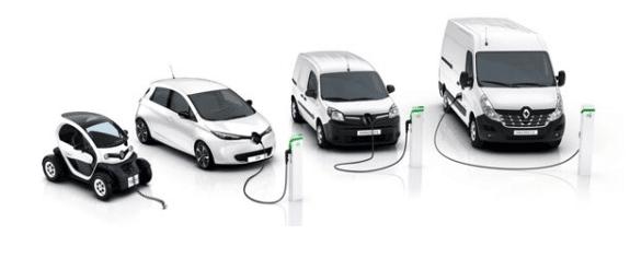 Renault N°1 européen pour l'électrique