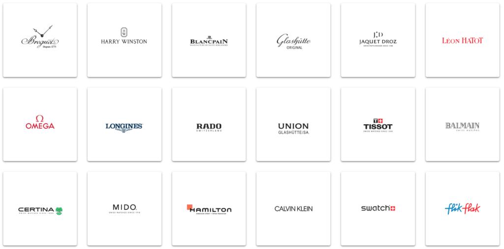 Marques de Swatch Group