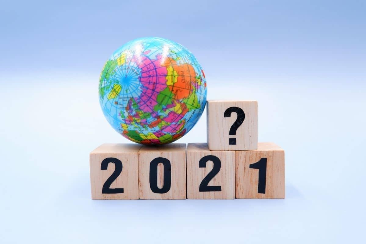 2021 année de la crise