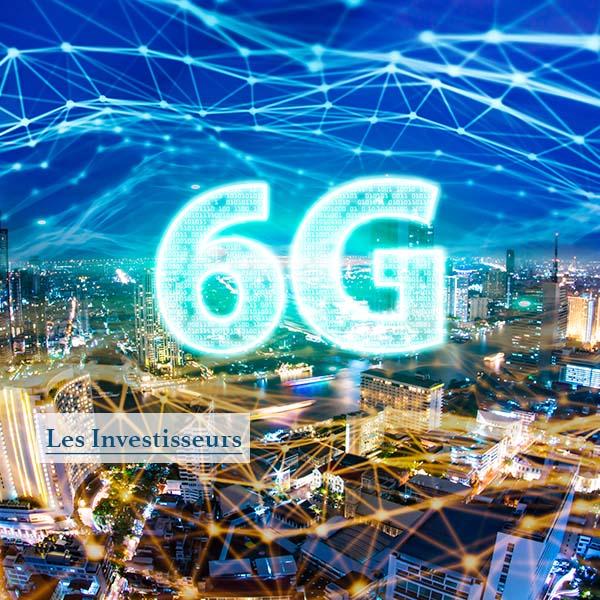 la portée de la 6G sera plus courte que celle de la 5G