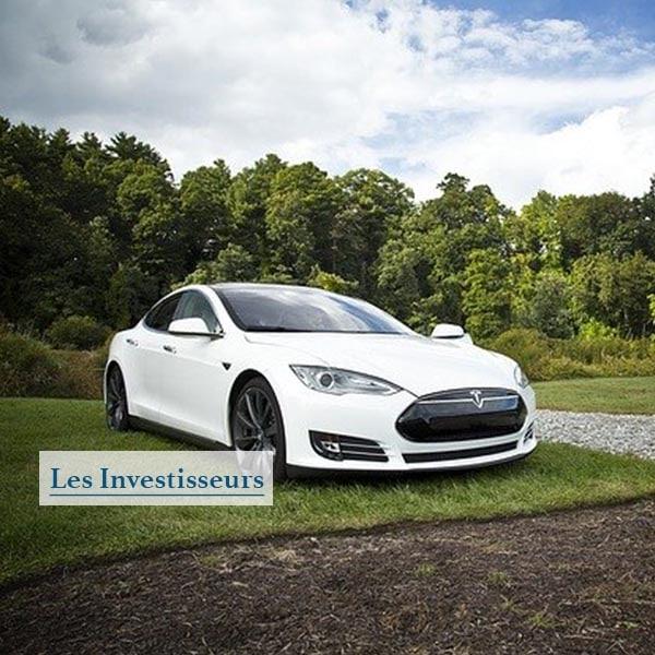 Le logiciel Tesla est un vrai avantage concurrentiel