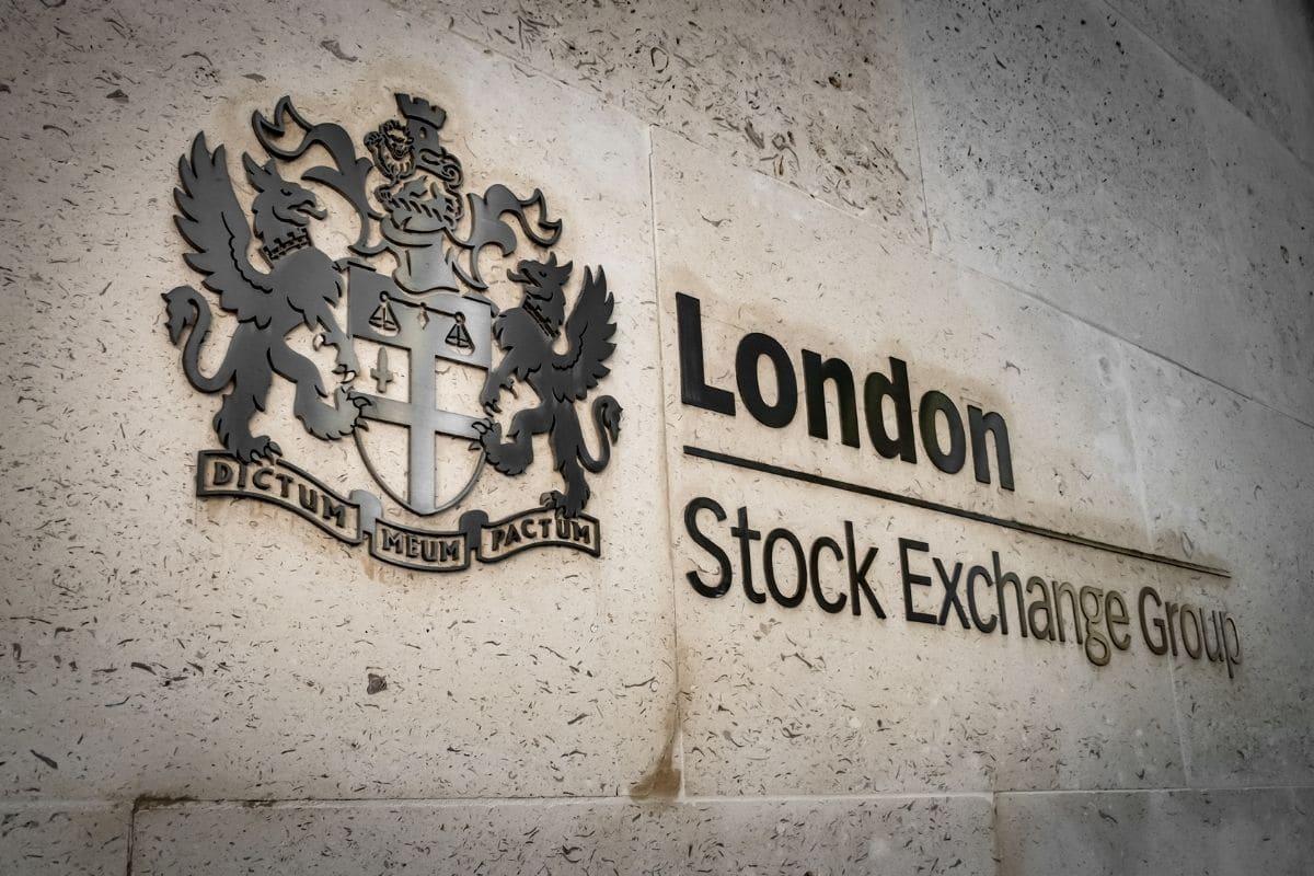 bourse anglaise london stock exchange