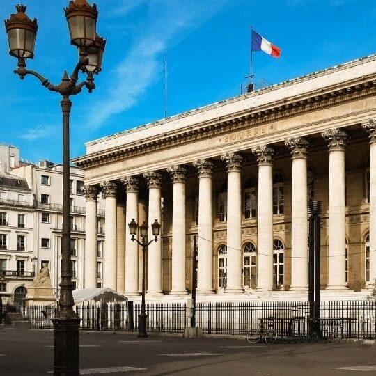 bourse française