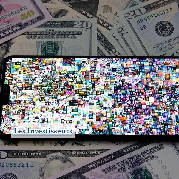 Cette œuvre d'art numérique a été vendue 69 millions de dollars