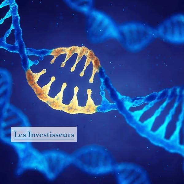 la technologie CRISPR contre la douleur