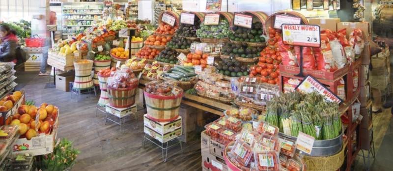 epicerie traiteur village supermarket