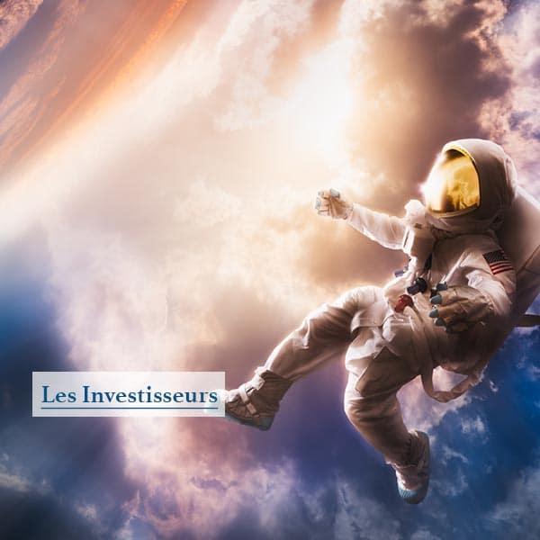 Blue Origin prévoit de simuler la gravité de la Lune pour la NASA