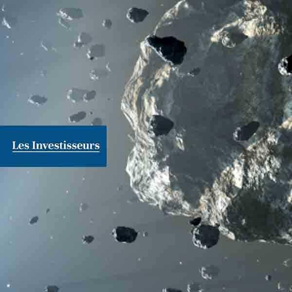 La ceinture d'astéroïdes qui a donné son nom au projet Kuiper