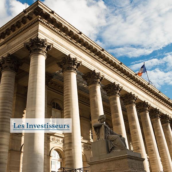 marché boursier français