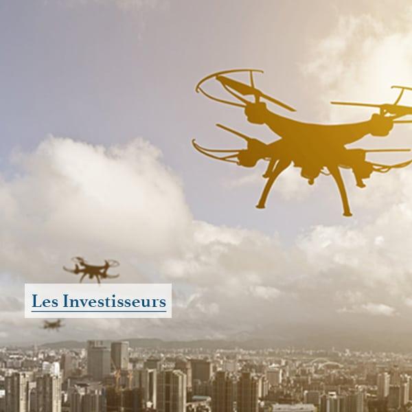 Trafic aérien : sera-t-il gérable dans les villes du futur ?