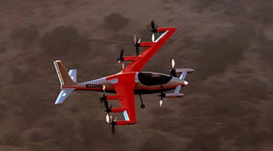 Avion Kitty Hawk
