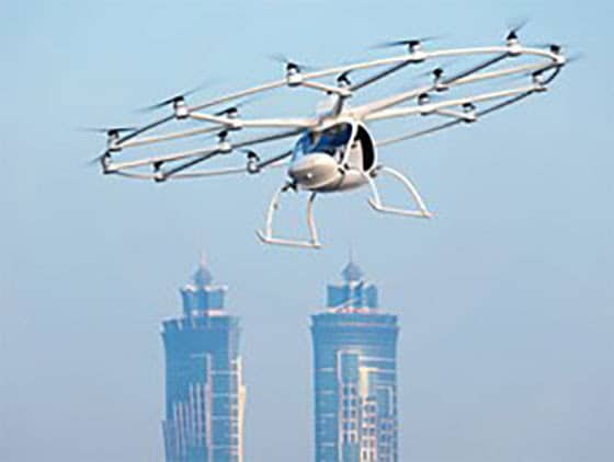 Avion Volocopter