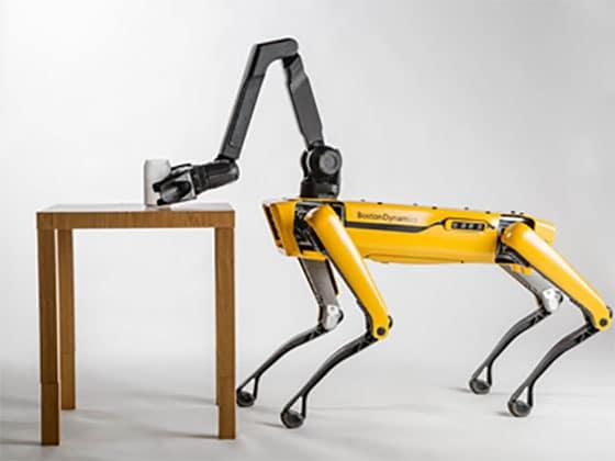 Spot, le chien-robot de Boston Dynamics