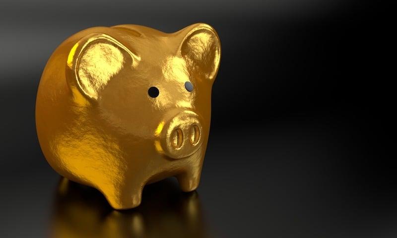 investir dans l'or - économie cochon