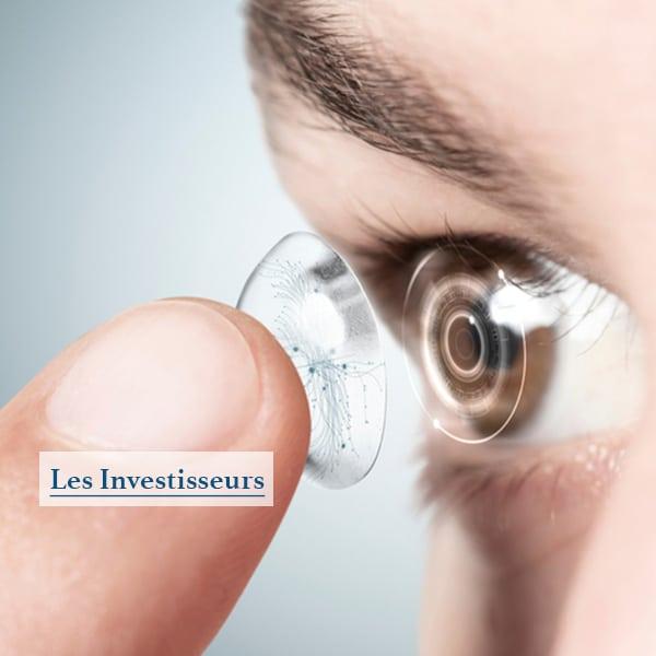 Les lentilles de contact à réalité augmentée arrivent...