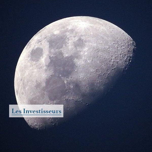 La course à la Lune s'accélère