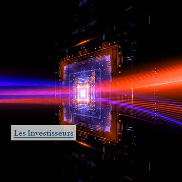 Un semi-conducteur nouvelle génération comme ceux de ARM Holdings
