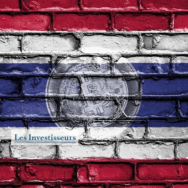Thaïlande : coup de semonce aux monnaies numériques...