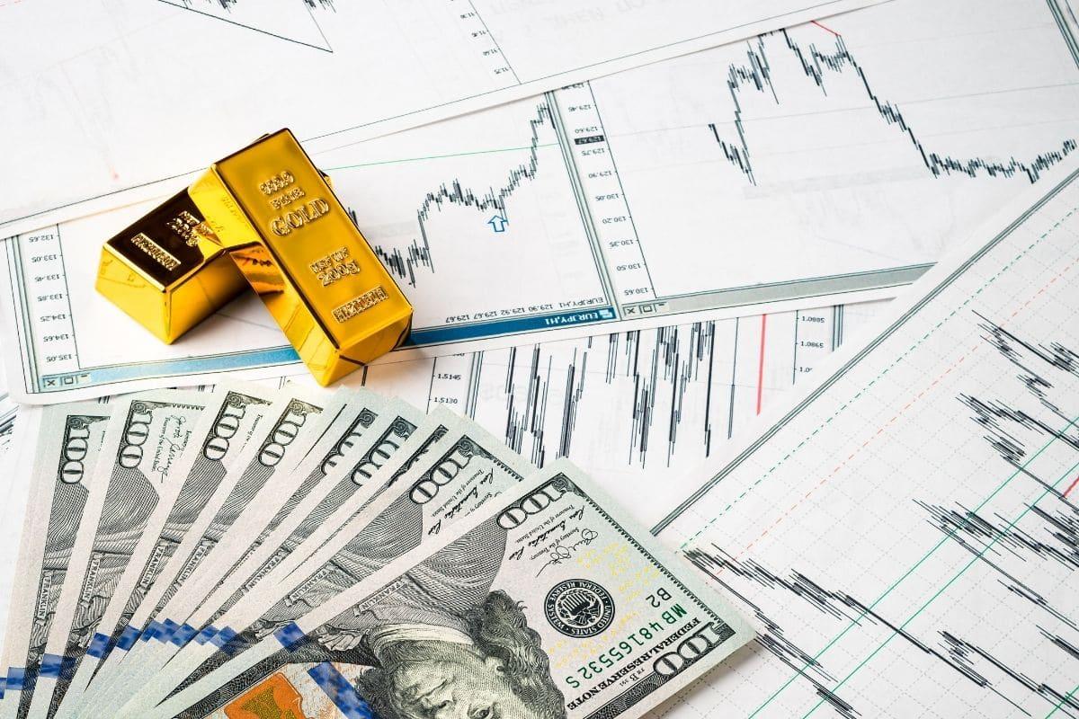 crise boursière et or 1