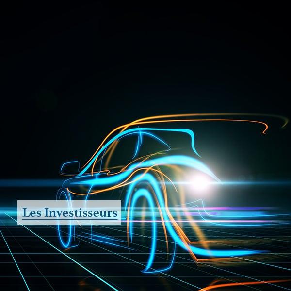 taxi à conduite autonome