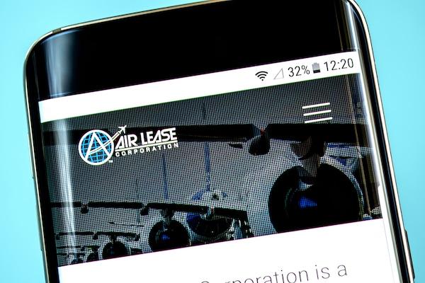 Air Lease site web