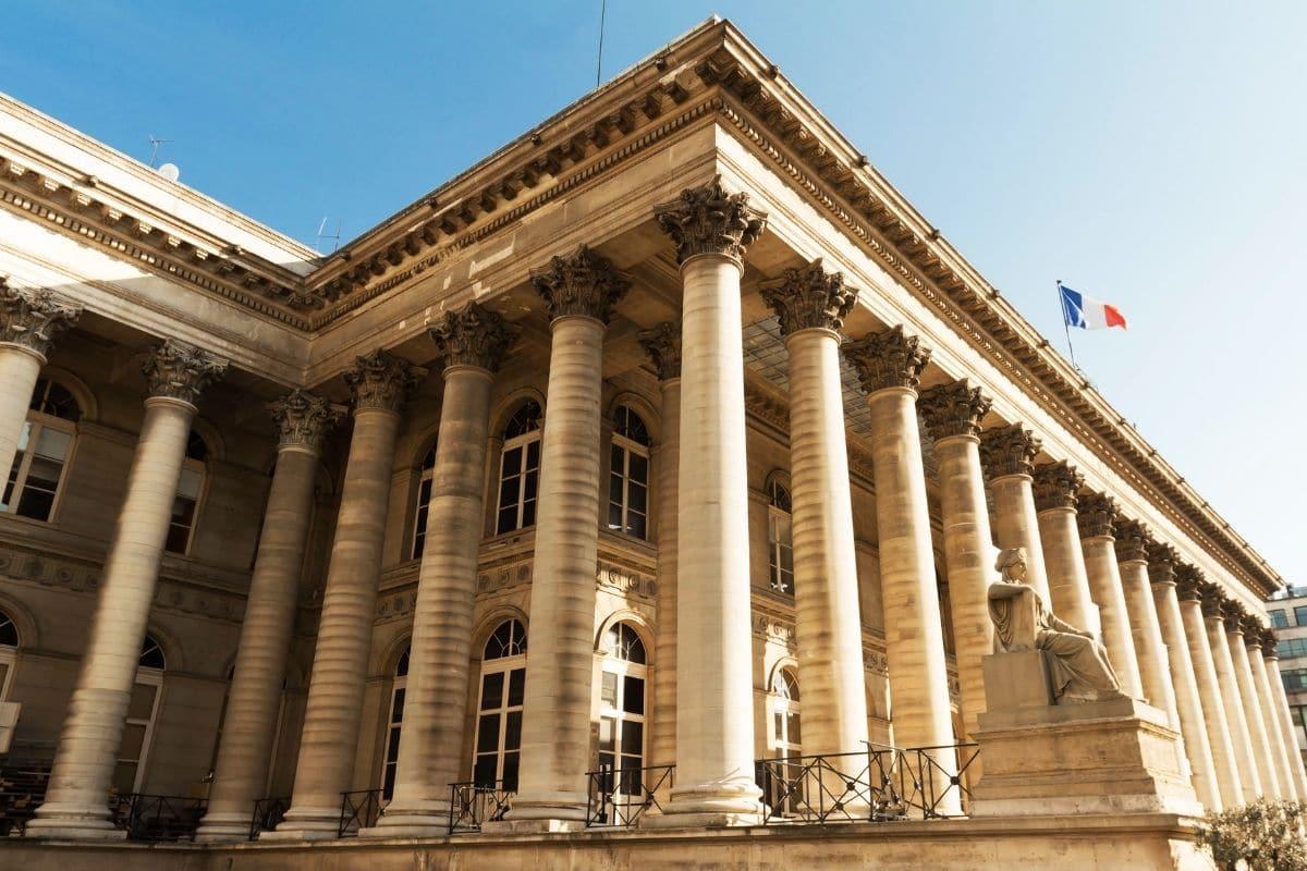 bourse française palais Brongniart