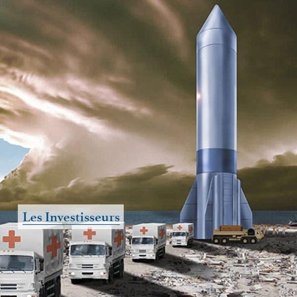 fusées cargo