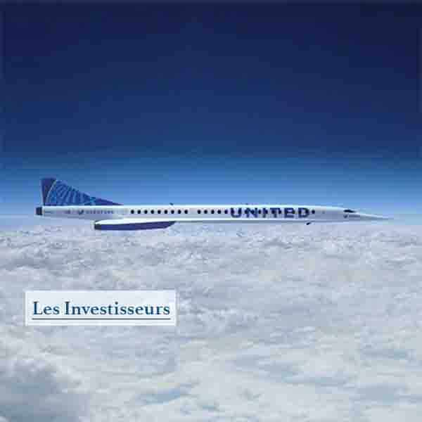 Cet avion pourra voler à une vitesse supersonique