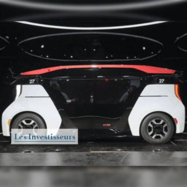 La concurrence de Tesla s'intensifie avec le projet Cruise Origin de GM
