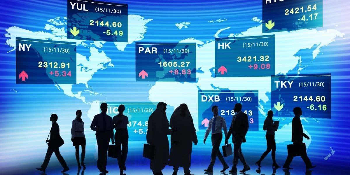 bourse mondiale trader